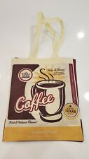Whole Foods Reusable Bag with Coffee Design