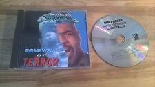 CD HIPHOP Mr Freeze-cold wave of terreur (10 chanson) Dog volonté Dog/peste