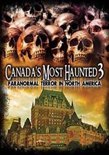 Canada's Most Haunted 3 Paranormal Terror in North America DVD Region 2