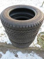 4 x 205/65 R16C 107/105T pneus d'été Fulda Conveo Tour 7mm