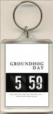 Groundhog Day. The Musical. Keyring / Bag Tag.