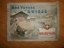 mon voyage en suisse A. Taride (1)