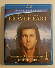 Braveheart (2 Disc Set: blu-ray) (2009) (Sapphire Series)
