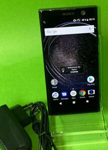 Sony Xperia XA2 - 32GB - Schwarz (Ohne Simlock) Smartphone
