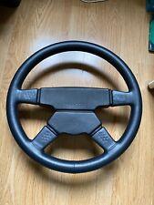 AMG Hammer Steering Wheel Momo Rare W124 500E Mercedes Benz W126 190E R107 R129