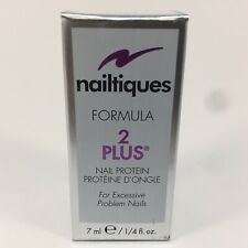 Nailtiques Formula 2 Plus Nail Protein (0.25 oz / 7 mL) [New In Box]