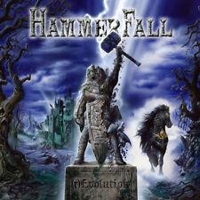 HAMMERFALL REVOLUTION CD NEW DIGIPACK