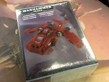 Warhammer 40K Stormraven Gunship Box New Sealed Blood Angel Space marine