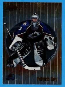 1998-99 Bowman's Best PATRICK ROY (ex-mt) Colorado Avalanche
