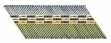 DeWalt finition brillante Ring Shank 2.8 x 50 mm Clous DT99528RB