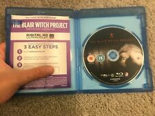 The Blair Witch Project Blu-ray Region B (Read Details First)