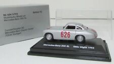 MB Classic Center 1:72 Mercedes Benz 300 SL Mille Miglia1952  #626