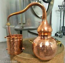 Distillery 1 liter * Alambicco * Alambique * Alembic * Still * Moonshine copper