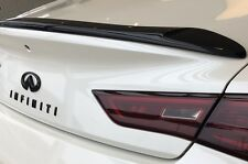 "PRE-PAINTED for 2015-2016 HYUNDAI GENESIS SEDAN G80  ""NO-DRILL"" Rear LIP Spoiler"