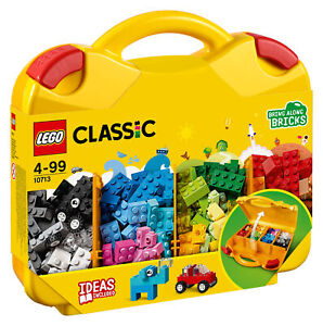 10713 LEGO Classic Creative Suitcase 213 Pieces Age 4+