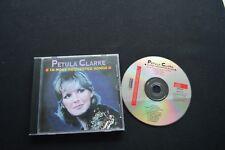 PETULA CLARKE 16 MOST REQUESTED SONGS RARE AUSTRALIAN CD! PETULA CLARK