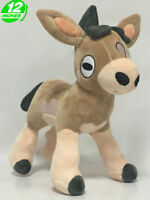 "12"" Wow Pokemon Mudbray Plush Doll Anime Stuffed Toy Game PNPL8349"