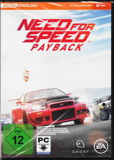 Need for Speed - PAYBACK - PC - Code in a Box - Neu & OVP Deutsche Version