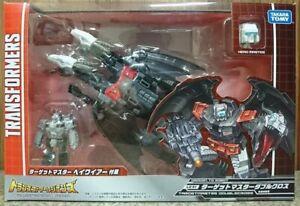Takara TOMY Transformers Legends LG 51 Doublecross Action Figure in stock