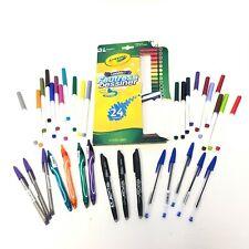 Crayola Colouring Pens Colour Pen Pencil Biro Pencils Hand Writing Erasable Draw