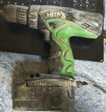 Hitachi dv 18dvc cordless hammer drill 18volts Ni-Cd