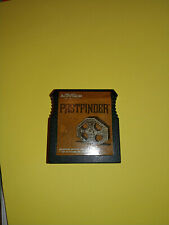 Pastfinder Activision cartridge for Atari 400 800 1200 Xl Xe Xegs