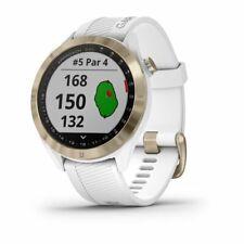 Garmin Approach s40 premium GPS golfuhr color: blanco/oro nuevo 2019