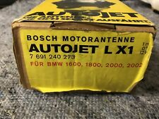 BOSCH Motorantenne Autojet BMW 02 2002 1600-2 1802 2000 Ti Tii Tilux  NEU NOS