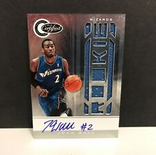 2011-12 Totally Certified JOHN WALL Rookie Patch Autograph (Serial #300/599)