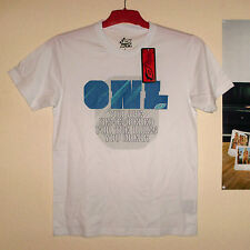 O NEAL Breaking Rules T-Shirt Tee Freizeit MTB Thor Cross Quad Enduro NEU Weiß L
