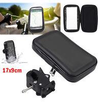 360° Bicycle Motor Bike Waterproof Phone Case Mount Holder Universal ( 17x9cm )