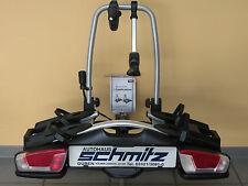 Thule Coach 274 Fahrradträger für Anhängerkupplung mit Drehmomentbefestigung