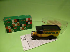 RIO  1:43  - FIAT OMNIBUS 18 BL    NO= 20   - NEAR MINT CONDITION  IN BOX