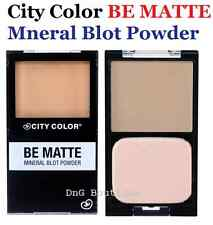 City Color Be Matte Mineral Blot Powder - GREAT ON ALL SKIN TONES
