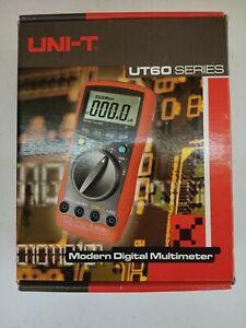 Digital Multimeter UNI-T N80CB UT60A