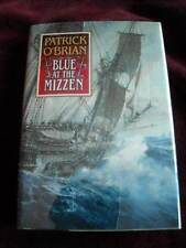 Patrick O'Brian - BLUE AT THE MIZZEN - 1st/1st
