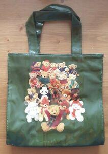 Harrods Christmas Bears Bag