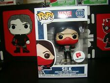 FUNKO POP MARVEL SILK WALGREENS EXCLUSIVE-VHTF-