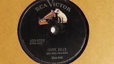 Elton Britt -  78rpm single 10-inch - RCA Victor #420-0532 Chime Bells