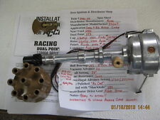Accel Chevy Dual Point Tach Drive Distributor 327 350 396 402 427 454 502