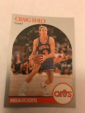 1990 NBA Hoops Craig Ehlo Cleveland Cavaliers 74