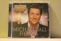 Michael Ball - Heroes CD Royal Mail 1st Class FAST & FREE P&P