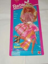 Mattel 1996 Barbie Sports Fashions Soccer Outfit Shoes & Ball