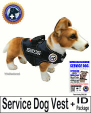 "SERVICE DOG PKG - Vest  + ID - the ""Walkabout"" by LuvDoggy"