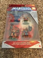 Masters of the Universe Heroes vs Villains Gift Pack from 2002 New by Mattel