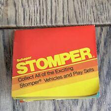 Original Vintage Schaper Stompers Brochure Catalog