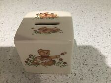 Vintage Mason's Money Box
