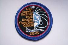 Ricamate per missione STS 75 spazio Shuttle Columbia ca 8 cm