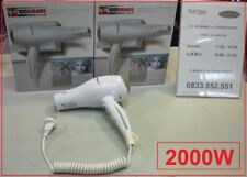 Asciugacapelli PHON da Parete a Muro HOTEL per Bagno Albergo x Spogliatoi 2000W