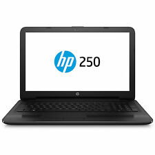 "HP 250 G5 15.6"" Intel Core i3 500GB 4GB USB 3.0 DVD Bluetooth Win 10 Pro Laptop"